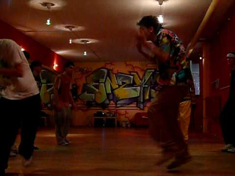 UDP Workshops june 2009 - Flockey locking class