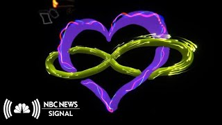 What Happens In Your Brain When You're Falling In Love | NBC News Signal - NBCNEWS