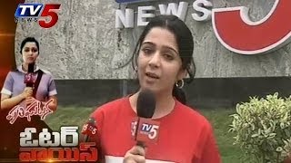 """Voter Voice on Women Security"" with Charmi - TV5NEWSCHANNEL"