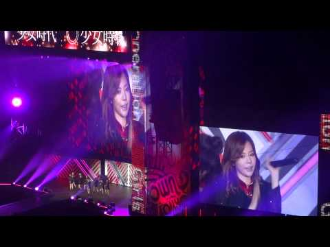 110903 SMTown Tokyo SNSD Run Devil Run