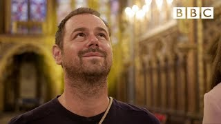 The saintly revelation that overwhelmed royal descendant Danny Dyer 🙌😇 - BBC - BBC