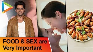 FOOD & SEX Are Very Important | Ayushmann Khurrana Plays The SUPERB Vicky Donor Quiz - HUNGAMA