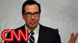 Mnuchin tweets he will not take part in Saudi summit - CNN
