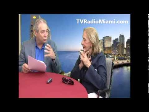 TVRadioMiami ENTREVISTA a Beatriz D. Martinez, Presidenta Fundación Int*l Amigos del Niño con Cancer