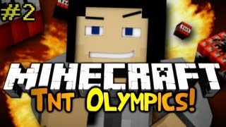 Minecraft: TNT Olympics Competition! Episode 2 - Vault