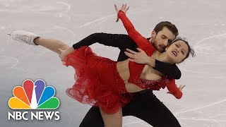 Meet The Americans Skating For South Korea | NBC News - NBCNEWS