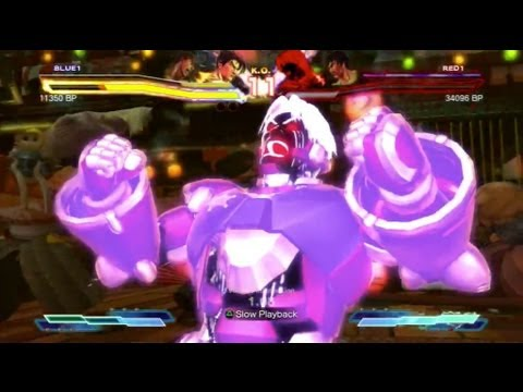 Street Fighter X Tekken 2013 | :  #220