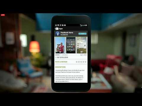 Facebook 'Home': How Do You Get It?