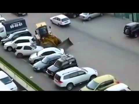 Impresionant accident de mașină