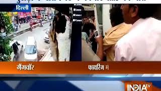 Delhi gang war: Broad daylight encounter in national capital kills three, injures two others - INDIATV