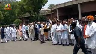 Ram Nath Kovind Files Nomination For President Election 2017 | Modi, BJP CMs Attends | Mango News - MANGONEWS
