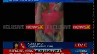 Kerala Floods: Daredevils Naval CMDR Vijay and crew on NewsX - NEWSXLIVE