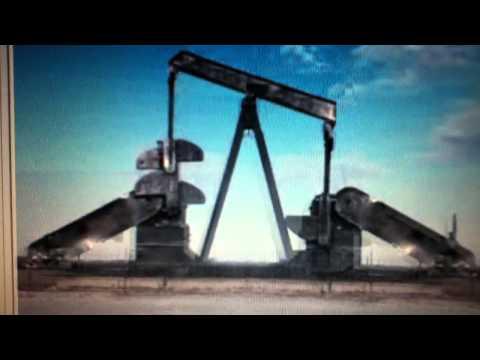 Balancin petrolero transformado al sistema de energía libre UCRÒS.