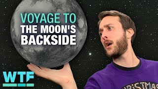 China's voyage to the far side of the moon | What the Future - CNETTV