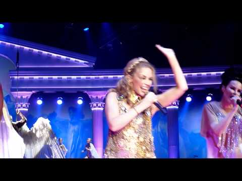 [HD] Kylie Minogue, APHRODITE LES FOLIES 2011 TOUR, Munich, Germany, There Must Be An Angel