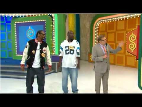 Snoop Is Really Good At The Price Is Right
