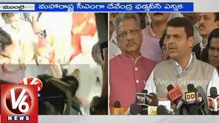 Devendra Fandavis to be new cm of Maharashtra - V6NEWSTELUGU