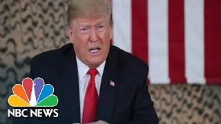 Watch Live: Trump participates in  Pentagon missile defense review - NBCNEWS