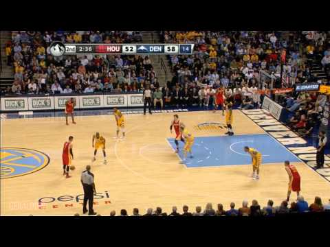Jeremy Lin highlights vs Nuggets || Apr 6, 2013 || HD ||