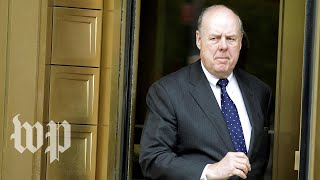 Trump attorney John Dowd resigns - WASHINGTONPOST