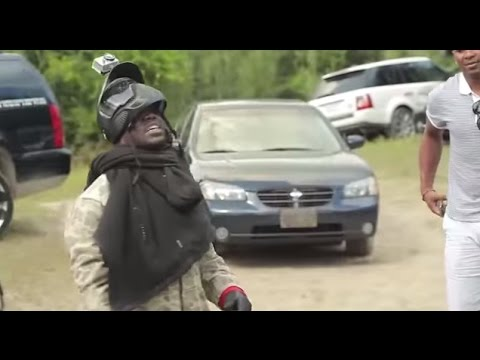 Kevin Hart Presents - Day In The Life ( Paintball vs Drake & his team )