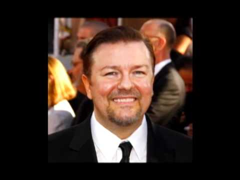 Ricky Gervais Golden Globes - Hollywood Hates The Truth