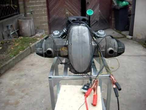 Silnik Bmw R80 (skrzynia biegów dniepr)