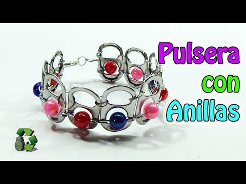 142. DIY PULSERA (RECICLAJE DE ANILLAS)