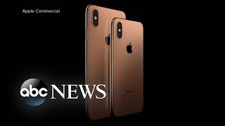 Apple iPhone XS and XS Max go on sale in few hours - ABCNEWS