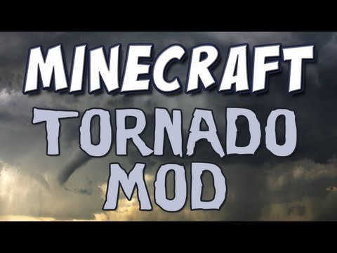 Minecraft Tornado Mod Spotlight