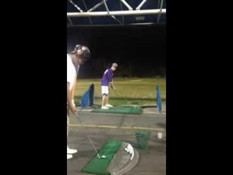 Amazing Golf Trick Shot