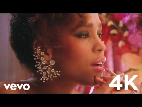 Video Whitney Houston - Greatest Love Of All.