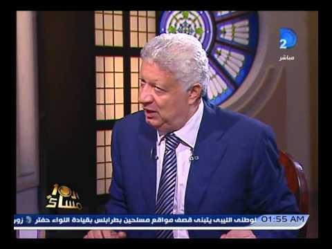مرتضى منصور  دراما رمضان عيشتنا 30 يوم فى بيت دعارة