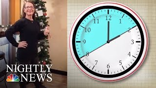 New Diet Says Limit Hours Spent Eating Instead Of Calories | NBC Nightly News - NBCNEWS