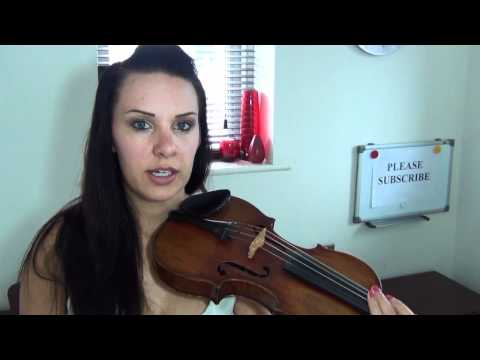 HOW TO: Grade 2 SCALES & ARPEGGIOS on the VIOLIN