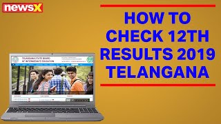 Telangana IPE Result 2019, Inter Result to be out today, Steps to check on Mobile, T App Folio - NEWSXLIVE