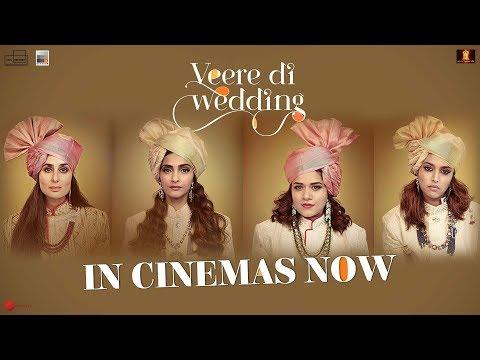veere di wedding movie trailer   Kareena Kapoor Khan, Sonam Kapoor, Swara Bhasker, Shikha Talsania