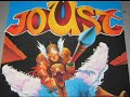 Classic Game Room HD - JOUST for Atari 7800 review