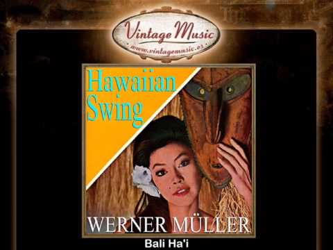 Werner Müller And His Dance Orchestra -- Bali Ha'i