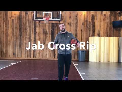 Basketball Footwork - Jab Series