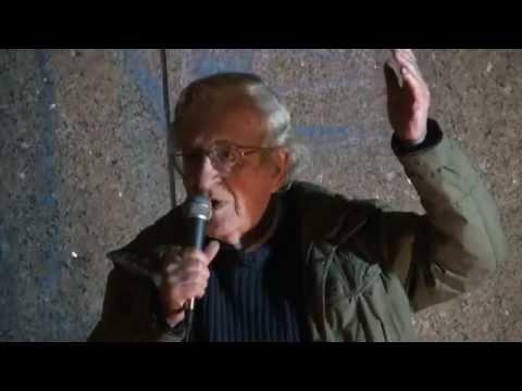 Noam Chomsky at Occupy Boston