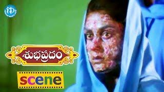 Subhapradam Movie Scenes - Sarath Babu Worries About Manjari Phadnis || Giri Babu - IDREAMMOVIES