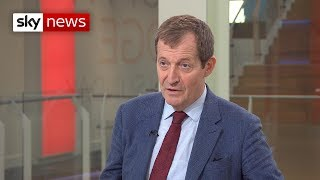 Alastair Campbell: Leavers 'disillusioned' with government's handling of Brexit - SKYNEWS