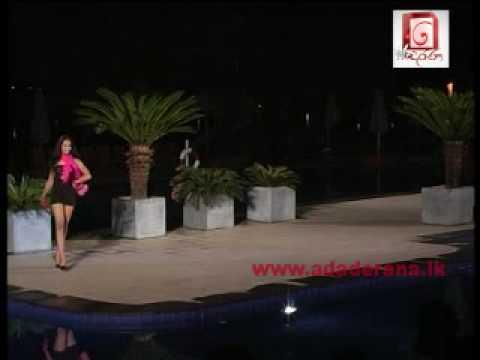 Zareena Susan Sri Lankan Super Model Susan Vidoemo