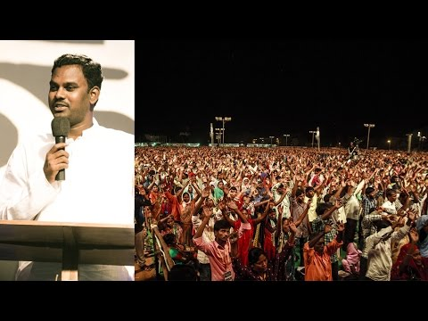Peter's Journey in NT - Pastor Ernest Thathapudi Aradana TV Message - Calvary TV