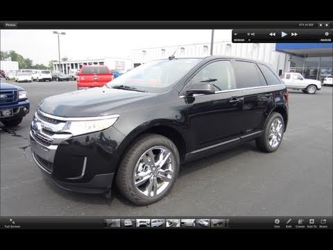 2011 Ford Edge Limited Start Up, Engine, and In Depth Tour