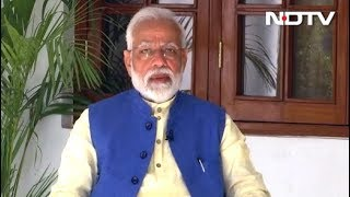 सोशल मीडिया पर बोले पीएम मोदी-परेशानी तो टीआरपी वाले करते हैं - NDTVINDIA