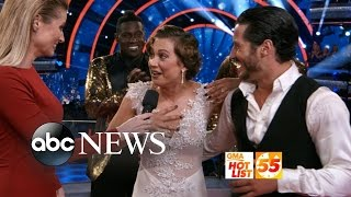 'GMA' Hot List: Ginger Tops 'DWTS' and Met Ball Fashions - ABCNEWS
