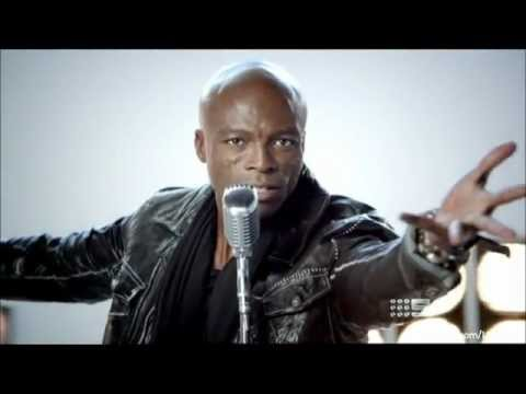 The Voice Australia 2012: Seal - Channel 9 Promo
