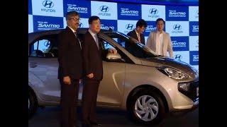 New 2018 Hyundai Santro Launch - Price, Features, Details and More; नई सेंट्रो, कीमत, फीचर्स, माइलेज - ITVNEWSINDIA